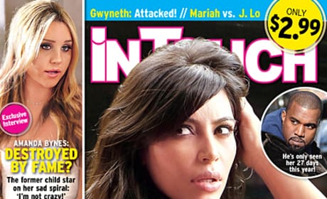 Kim Kardashian Used Cover