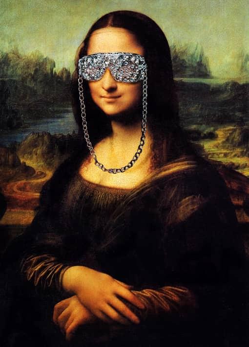 Mona Lisa Snooki