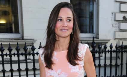 """Pippa Middleton: Told to """"Lower Her Profile"""" and """"Tone It Down"""" By Kate?"""