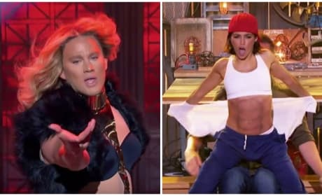 Channing Tatum vs. Jenna Dewan: Remembering the Greatest Lip Sync Battle EVER