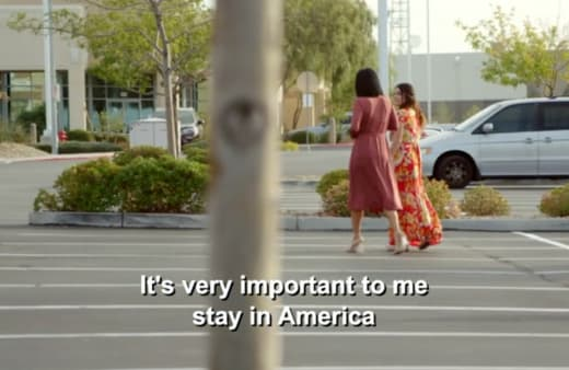 Larissa Lima - it is very important for me to stay in America