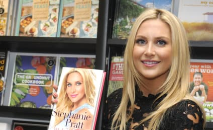 Stephanie Pratt Admits to Meth and Cocaine Addictions in New Memoir