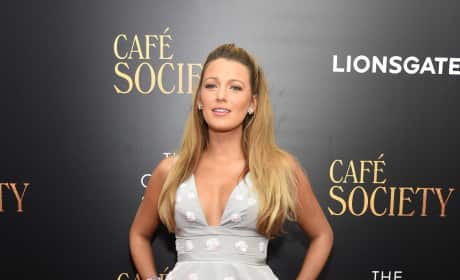 Blake Lively Red Carpet Picture