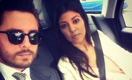 Kourtney Kardashian and Scott Disick: Shielding Kids From Bruce Jenner?