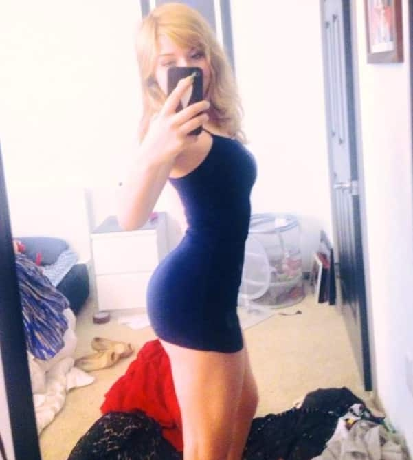 Jennette McCurdy, Black Dress