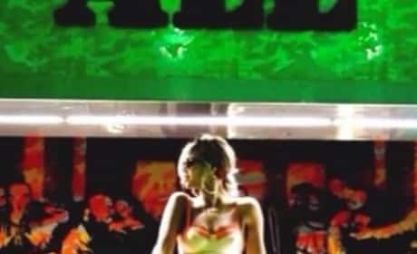 Beyonce Last Supper