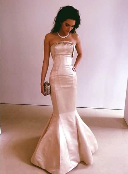 Kendall jenner MET Gala Photo