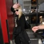 Anna Faris Arrives at LAX