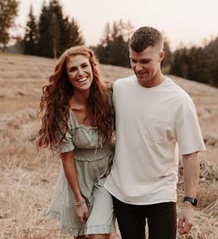 Audrey and Jeremy Roloff on Instagram