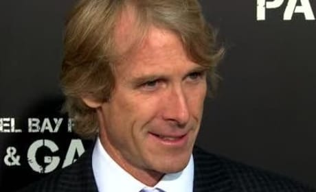 Michael Bay: Attacked on Set!