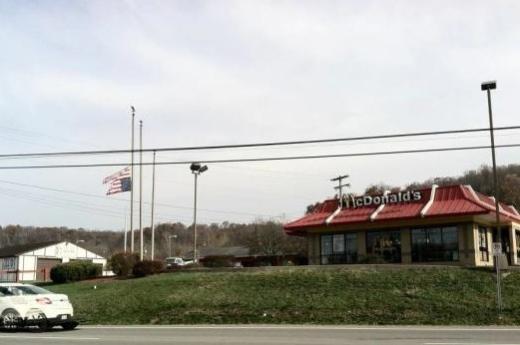 McDonald's Flag