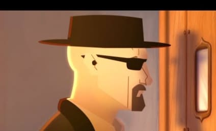 Frozen-Breaking Bad Mash-Up Asks the Question: Do You Want to Build a Meth Lab?