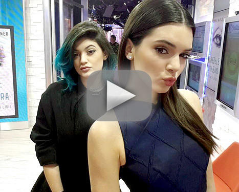 Kylie Gropes Kendall