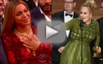 Adele Wins Album of the Year, GUSHES Over Beyonce
