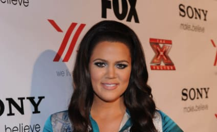Khloe Kardashian: Fired from The X Factor!