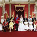 Official Royal Wedding Portrait