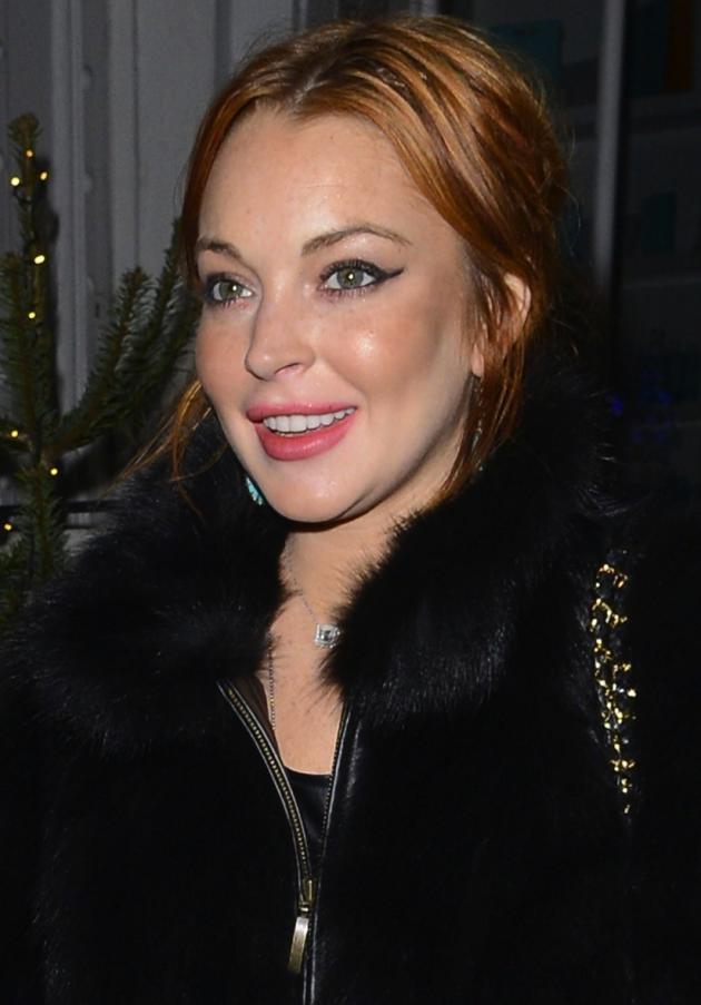 Lindsay Lohan: Cute?