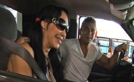 Frankie G and Nadya Suleman