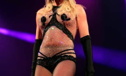 Britney Spears Gets a New Tattoo