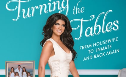 Teresa Giudice: Already Pushing Memoir From Jail!