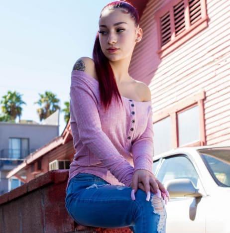 Danielle Bregoli, Lavender Top