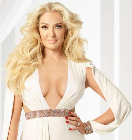Erika Girardi for Bravo