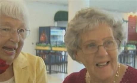 Pen Pals Meet After 74 Years