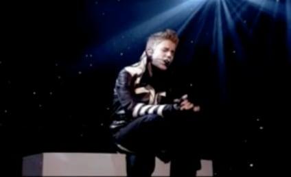 Justin Bieber Wins, Thrills at MTV Europe Music Awards