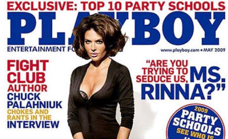 Lisa Rinna Playboy Cover