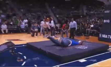 Epic Basketball FAIL: The Best Dunk Attempt Ever