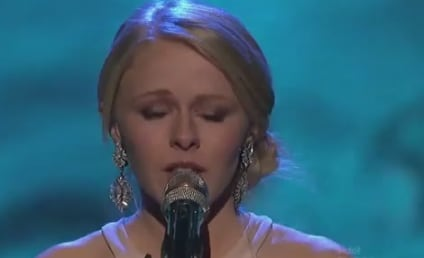 Hollie Cavanagh on American Idol: The Female Favorite?