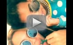 Beyonce and Blue Ivy: Flossing!