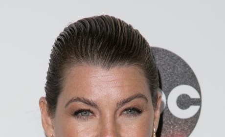 Ellen Pompeo Red Carpet Photo
