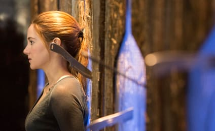 Divergent Image Featuring Shailene Woodley: Arrived!