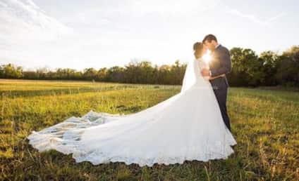 Jinger Duggar Reveals Weird Reason Her Wedding Dress Train Was So Long