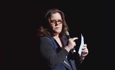 Rosie O'Donnell on Stage
