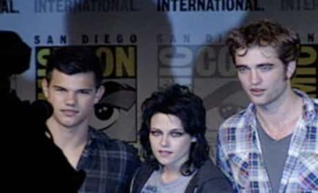 New Moon: Comic-Con 2009