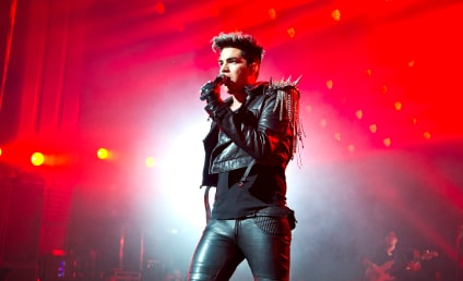 Adam Lambert Parts Ways with Record Label