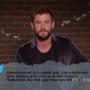 Kimmel mean tweets chris hemsworth