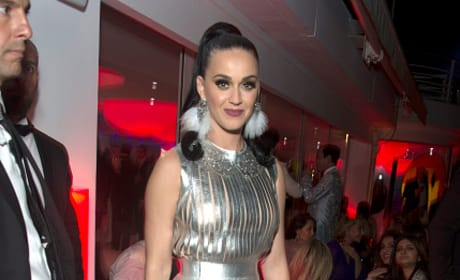 Katy Perry Attends amfAR's 23rd Cinema Against AIDS Gala - After Party