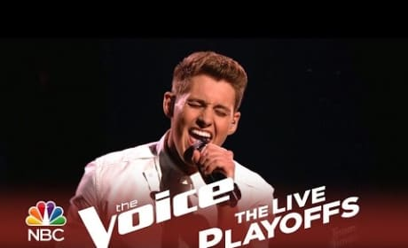 Ryan Sill - I Lived (The Voice Playoffs)