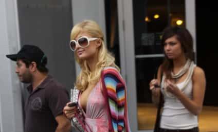 Brittny Gastineau and Paris Hilton Pretend to Be Lesbians