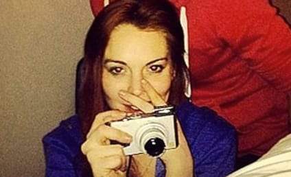 Lindsay Lohan and Max George: Not Dating, Just Boning!