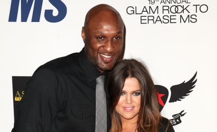 "Khloe Kardashian: Lamar ""Never Asks Why"" He's In The Hospital"
