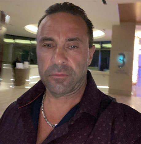 Joe Giudice: A Selfie