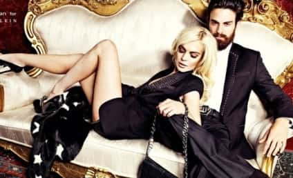 Lindsay Lohan For Philipp Plein: So Seductive, Yet Refined!