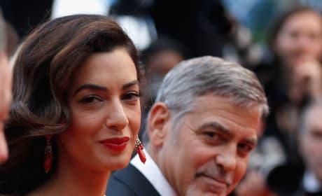 George! Amal!