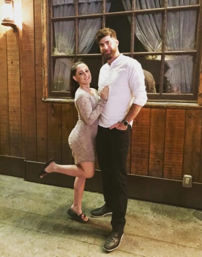 David Eason and Jenelle