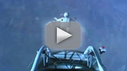 Baumgartner Jump