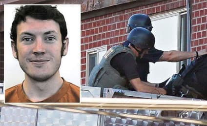 James Holmes to Police: I'm The Joker